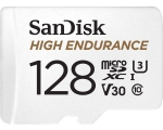 Карта памяти SANDISK 64GB microSDXC High Endurance