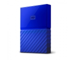 Kõvaketas WD My Passport 1TB USB 3.0 Blue