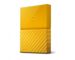 Жесткий диск WD My Passport 1TB USB 3.0 Yellow