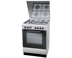 Gas cooker INDESIT I6GMH6AG(X)U