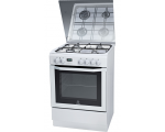 Gas cooker INDESIT I6GMH6AG(W)U