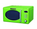 Retro Microwave oven  SCHNEIDER MW720 LG, apple green