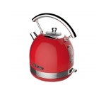 Kettle SCHNEIDER W2 FR, red