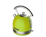 Kettle SCHNEIDER W2 LG, apple green