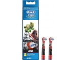 Toothbrush heads BRAUN EB10-2pcs Star Wars