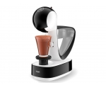 Capsule Coffee machine DELONGHI Infinissima EDG260.W
