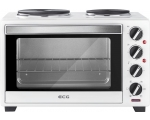 Tabletop oven with cooker ECG ET32303W