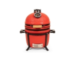 "KAMADO PREMIUM ceramic table grill 15 ""(red)"