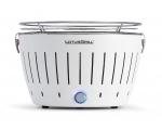 LotusGrill charcoal grill Classic - bright white