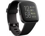 Activity monitor FITBIT Versa 2 Black/Carbon Aluminum