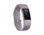 Activity monitor FITBIT Charge 2 Lavender Rose Gold - Small