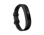 Activity monitor FITBIT Alta HR Black Gunmetal - Large