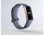 Датчик активности FITBIT Charge 3 Blue Grey/Rose Gold Aluminium