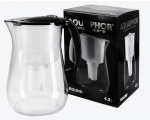 Filter jug AQUAPHOR Onyx black