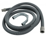 Exhaust hose HQ W9-21004 3,5m*