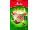 Coffee filter Melitta 1x2, 80tk