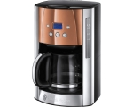 Kohvimasin RUSSELL HOBBS Luna Copper Accents 24320-56