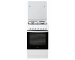 Gaasipliit INDESIT IS5M5PCW/E