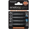 Power battery PANASONIC Eneloop Pro AA battery 4-pack 2450mAh