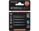 Power battery PANASONIC Eneloop Pro AAA battery 4-pack 900mAh