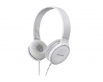 On-ears headphones Panasonic RP-HF100E-W, white