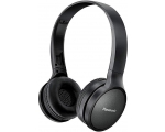 Wireless On-ears headphones Panasonic RP-HF410BE-K, black