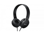 On-ears headphones Panasonic RP-HF300ME-K-black