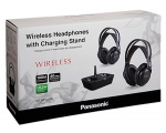 Headphones Wireless Panasonic RP-WF830WE-K