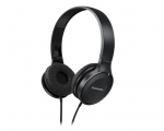 On-ears headphones Panasonic RP-HF100E-K-black