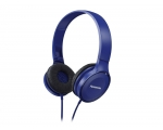 On-ears headphones Panasonic RP-HF100E-A-blue