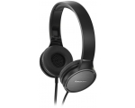 On-ears headphones Panasonic RP-HF500ME-K-black