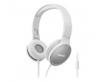 On-ears headphones Panasonic RP-HF500ME-W-white