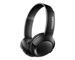 Wireless On-ears headphones Philips SHB3075BK/00, black