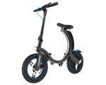 Electric scooter with seat BLAUPUNKT ERL814