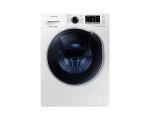 Washing-drying machine SAMSUNG WD80K5A10OW/LE