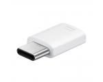 Adapter SAMSUNG MicroUSB-USB Type-C,white
