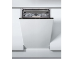 Int. Dishwashing machine WHIRLPOOL WSIP 4O33 PFE