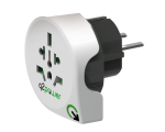 Travel adapter q2power World to Europe