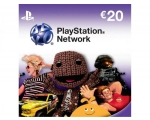 Card SONY PSN 20 EUR