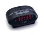 Clock radio LENCO ICR210-black