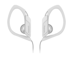 Wire sport headphones Panasonic RP-HS34E-W-white