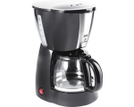 Coffee machine ECG KP129 black
