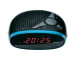 Clock radio LENCO ICR210-blue