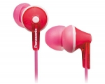 In-ear headphones Panasonic RP-HJE125E-P-rose