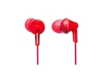 In-ear headphones Panasonic RP-HJE125E-R-red