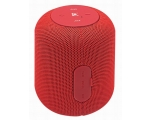 Portable speaker GEMBIRD SPK-BT-15-R, red