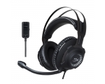 Kõrvaklapid KINGSTON HYPERX CLOUD REVOLVER, metallik
