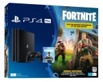 Konsool SONY PS4 Pro 1TB + FORTNITE