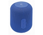 Portable speaker GEMBIRD SPK-BT-15-B, blue
