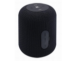 Portable speaker GEMBIRD SPK-BT-15-BK, black